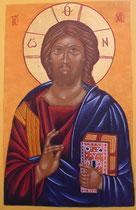 14 - Christ Pantocrator