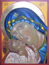33 - Vierge de tendresse