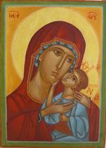 3 - Vierge de Tendresse - vendu