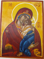 3 - Vierge de Tendresse
