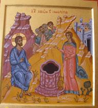 Le Christ parle à la Samaritaine