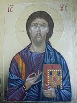 Le Christ Pantocrator - vendu