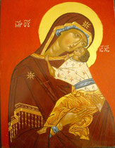 6 - Vierge de Tendresse