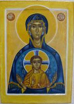 5 - La Vierge du Signe