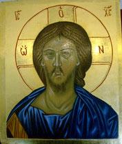 Buste du Christ