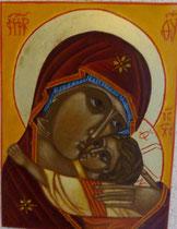 Icônes de la Vierge