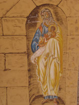 1 - Saint Siméon - pastel - 2012 - vendu