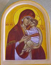 Vierge de Tendresse -vendu