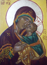9 - Vierge de Tendresse