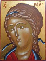 Visage de l'Archange Gabriel