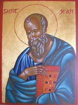 52 - Saint Jean le théologien