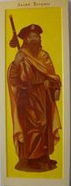 Saint Jacques - don à l'Eglise de Miramont dans les Landes - dimensions 1m50x0,45m