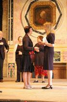 Remise du prix Marguerite Duras àAnnie Ernaux