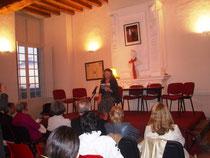 Lecture de Marie Christine Barrault