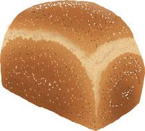 食品 食材 パン 食パン 角食