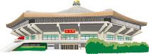 建設 建物 日本武道館