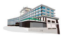 建設 建物 ホテルオークラ