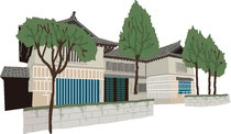 建設 建物 日本民芸館