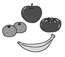食品 食材 果物