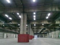 43000m² Industriebeschichtung in Oranienburg