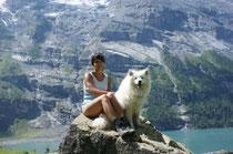 Mein geliebter Berghund