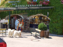 Beim weissen Rössel am Wolfgangsee