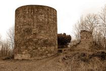 Der restaurierte Burgfried