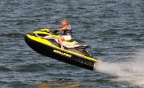 Auf Usedom geht auch Wassersport