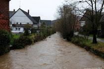 Nach 1955 gab es 1998 wieder ein grosses Hochwasser in der Ithbörde......
