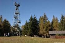 Der Raabesturm.... auch wenn er nicht so hoch, so imposant in seiner Bauart und so sicher ist wie der Ebersnackenturm im Vogler, so ist er dennoch immer ein beliebtes Ausflugsziel.