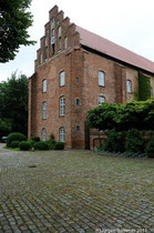 Backsteinarchitektur bestimmt sämtliche Bauten des Klosters