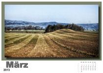 · foto-kunst-kalender 2013 · märz · yak © 2012 RK