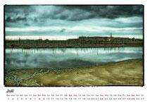 · kalender 2012 · juli · saint malo · 2007 · yak © 2012 RK