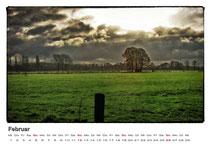 · kalender 2012 · februar · brachelen · 2007 · yak © 2012 RK