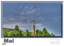 · foto-kunst-kalender 2013 · mai · yak © 2012 RK