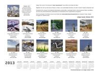· foto-kunst-kalender 2013 · übersicht · yak © 2012 RK