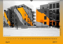· kalender 2011 · april · trier · 2010 · yak © 2010 RK