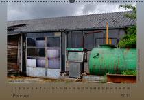 · kalender 2011 · februar · borschemich · 2010 · yak © 2010 RK