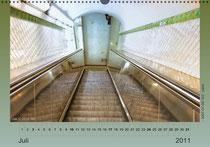 · kalender 2011 · juli · paris · 2007 · yak © 2010 RK