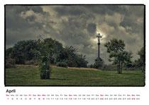 · kalender 2012 · april · bretagne · mont dol · 2007 · yak © 2012 RK