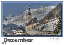 · foto-kunst-kalender 2013 · dezember · yak © 2012 RK