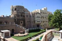 Mandawa Castle .... ein wunderschönes Hotel
