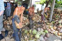 Schwerarbeit für wenig Lohn