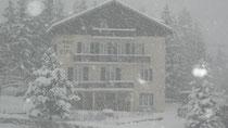 L'Arc en Ciel sous la neige!!!