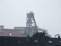 Abbrucharbeiten an der Kohlenwäsche am 13.09.13