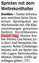 27. Jänner 2016: Tiroler Tageszeitung