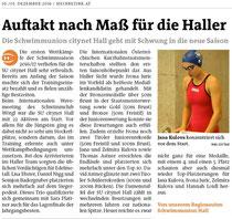30. November 2016: Bezirksblatt