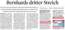 24. Juli 2016: Tiroler Tageszeitung