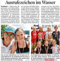 5. Juli 2016: Tiroler Tageszeitung