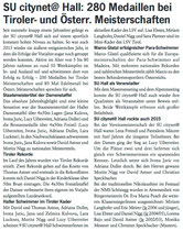 7. Jänner 2016: Stadtzeitung